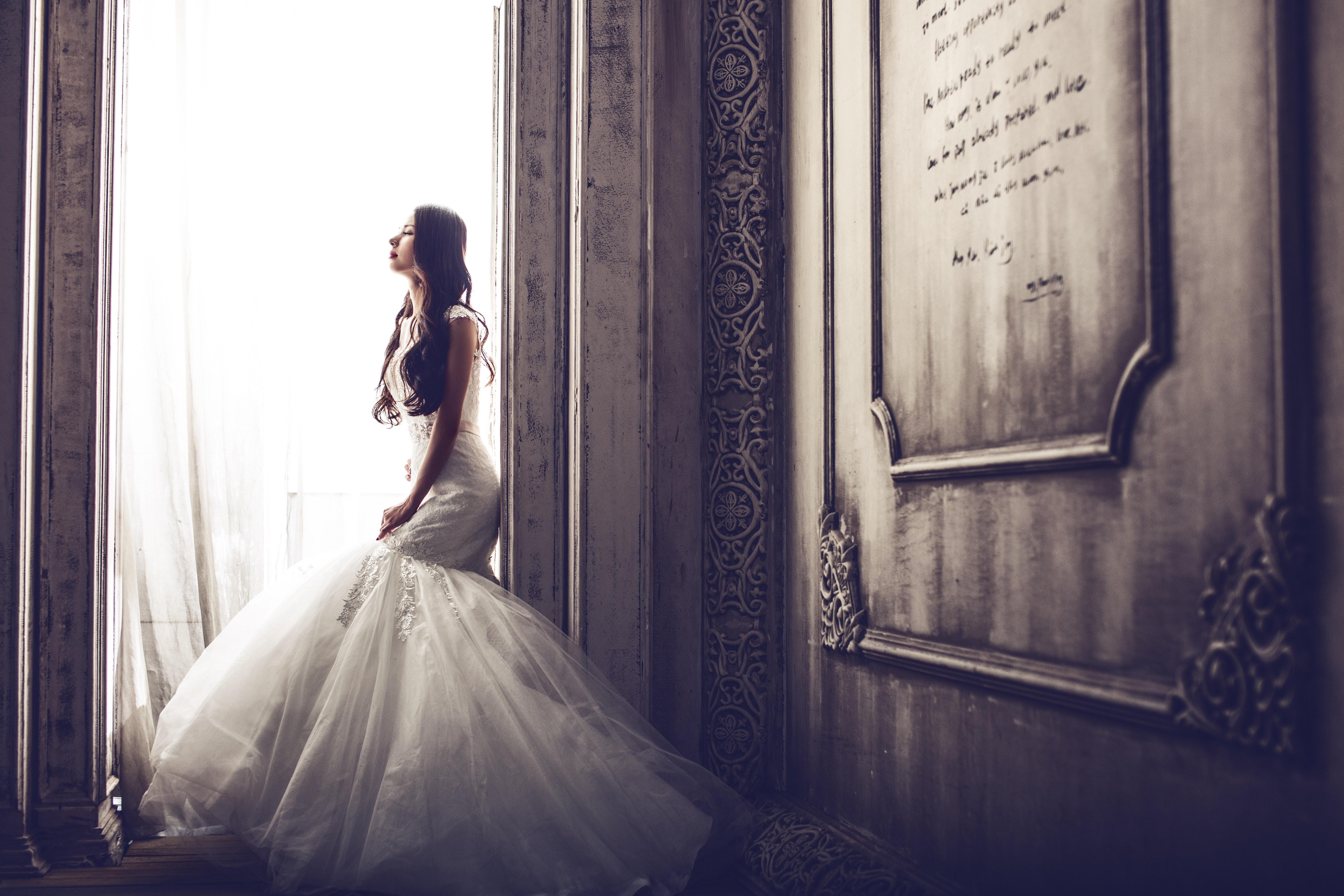 Kleider zur Hochzeit für die Braut