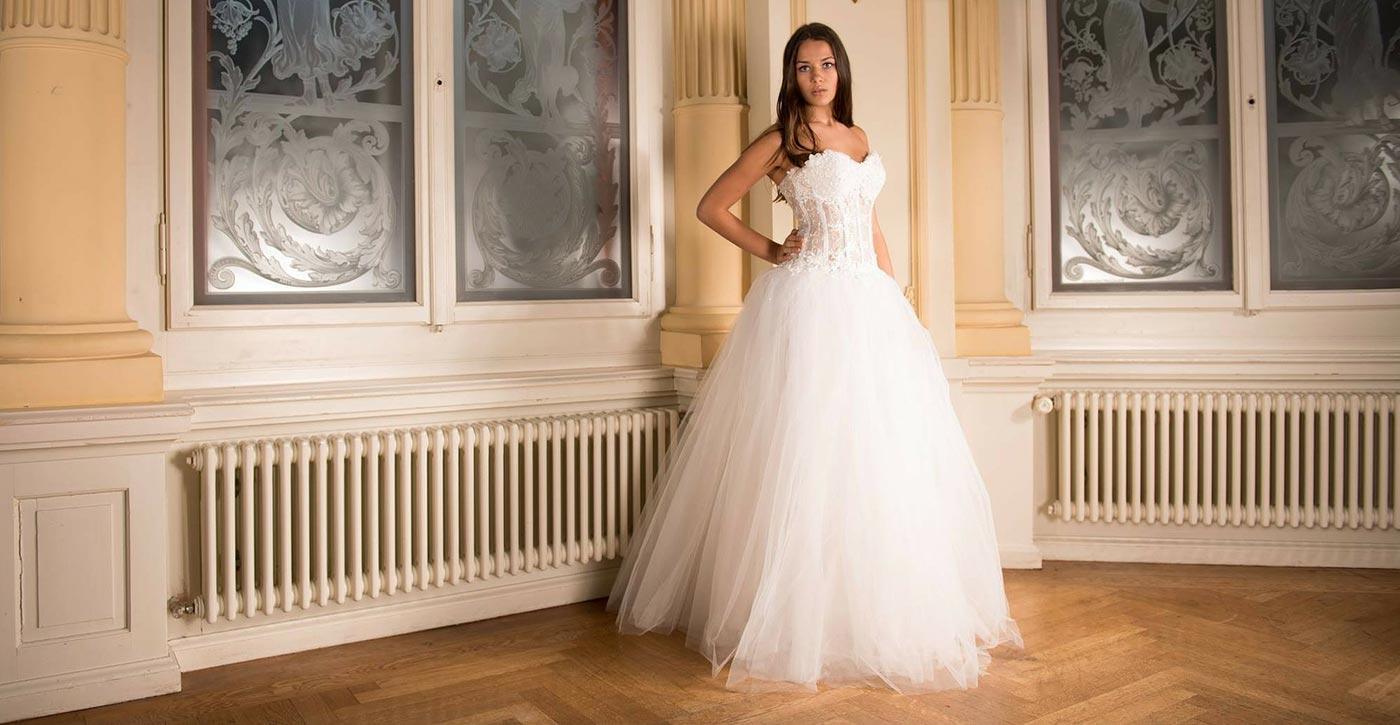 Hochzeitskleid Prinzessin - Brautkleider im Prinzessinnen-Stil