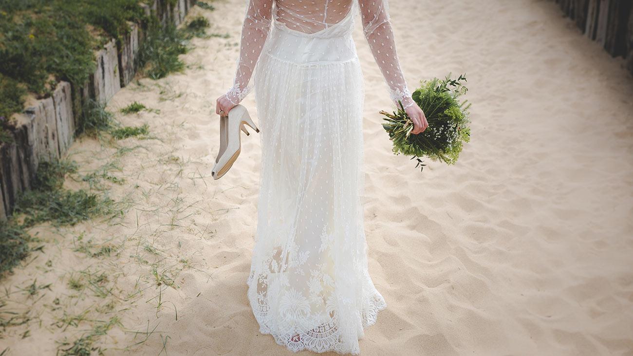 Hochzeitskleid Vintage