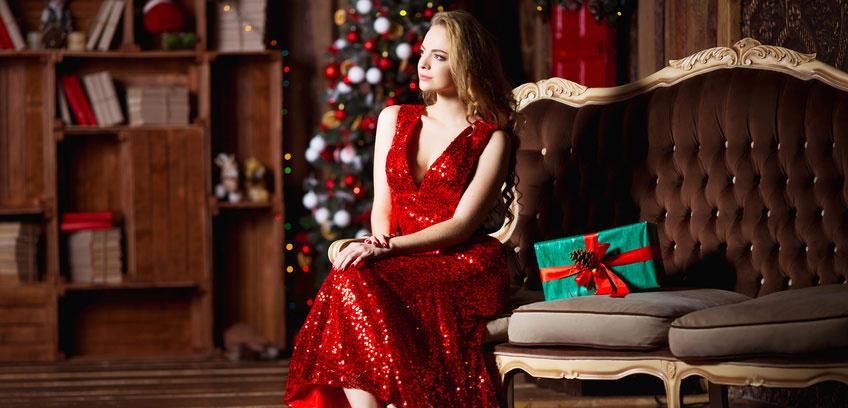 Weihnachtskleider