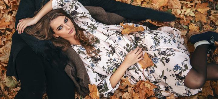 Herbstkleider
